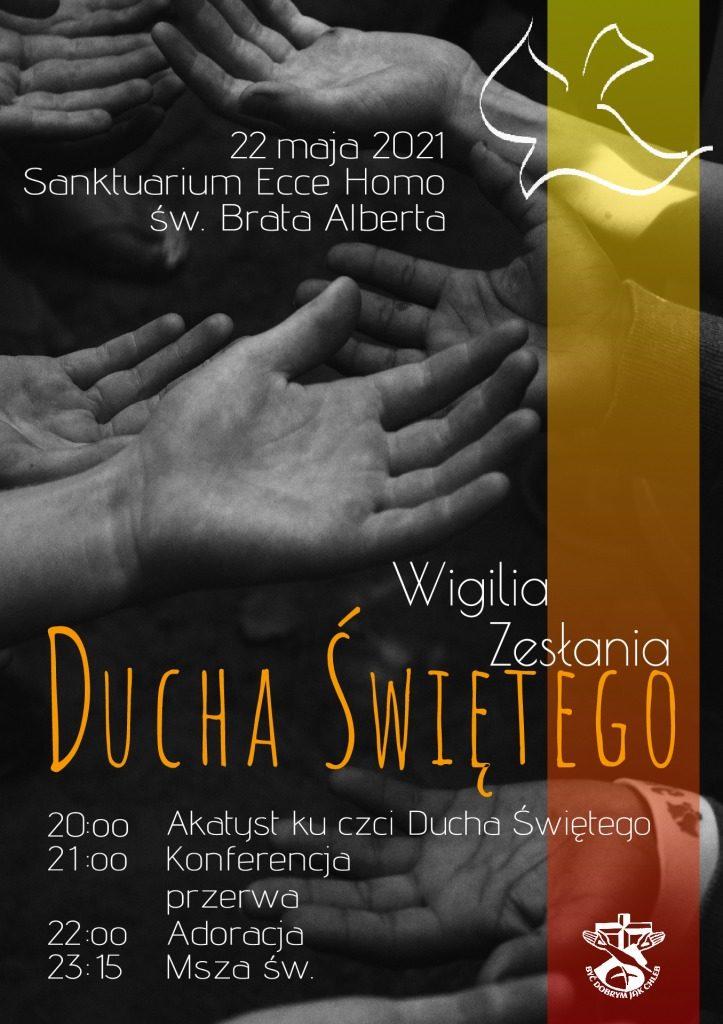 thumbnail of Zesłanie Ducha program